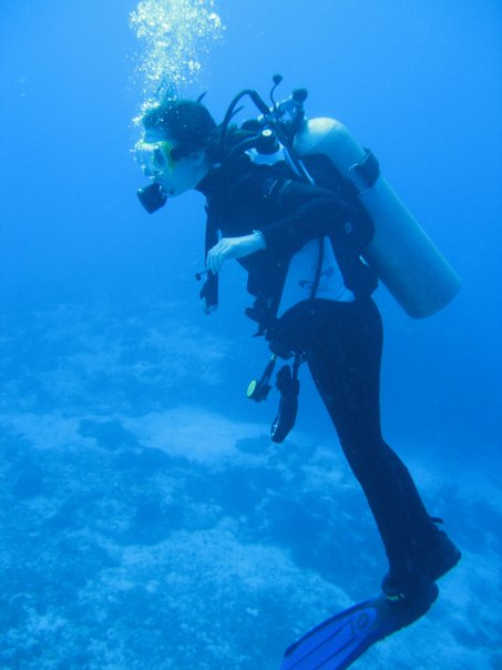 Can You Dive If You Have Cerebral Palsy and You Are Blind?
